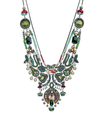 Summer Lawns, Tellurida Limited Edition Necklace