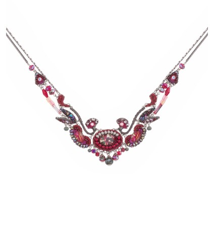 Crimson Flame, Princess Necklace