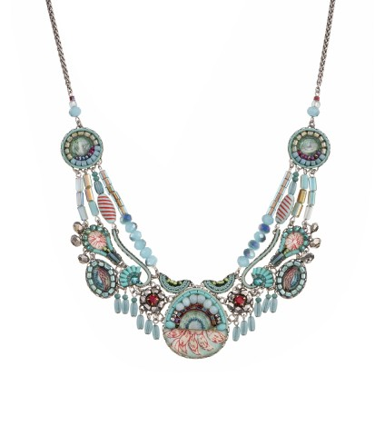 Tapestry Delight, Dina Necklace