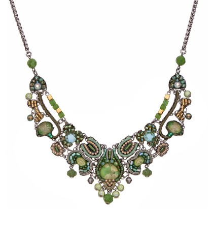 Green Moonlight, Rosemary aNecklace