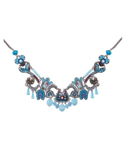 Turquoise Horizon, Nimbostratu Necklace