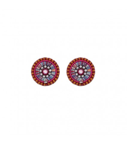 Crimson Voyage, Caroline Earrings