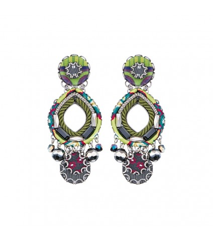 Ethereal Spirit, Alexa Earrings