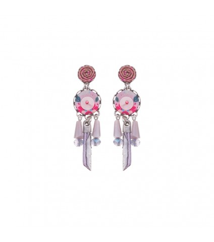 Morning Blossom, Lora Earrings