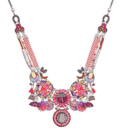Ruby Tuesday, Psychedelia Necklace