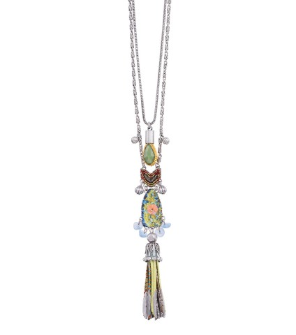 Fiesta Green, Spirit Necklace