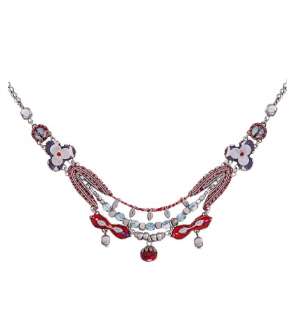 Red Rock, Soul Mate Necklace