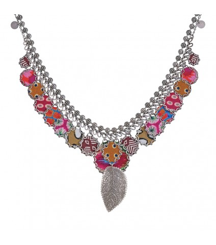 Kaleidoscope Vega Necklace