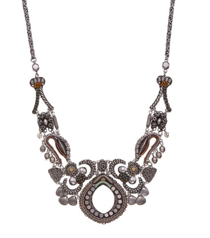 Metal Light, Athena Necklace
