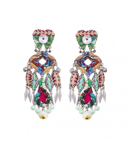 One Of A Kind - 1040, Earrings