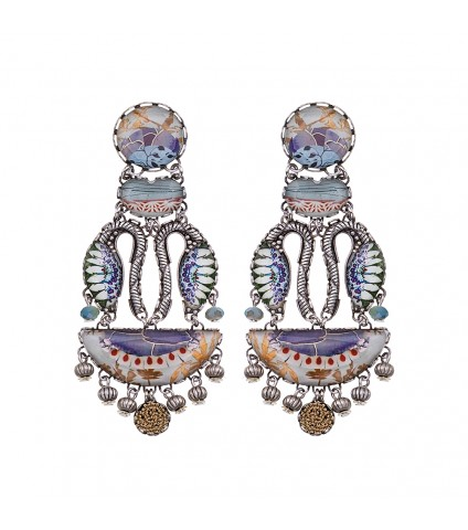 One Of A Kind - 1055, Earrings