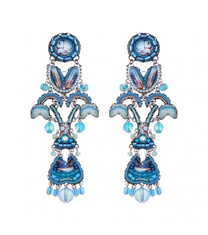 One Of A Kind - 1058, Earrings
