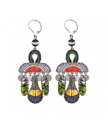 Swing Song, Sundown Earrings