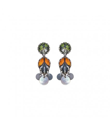 Swing Song, Como Earrings