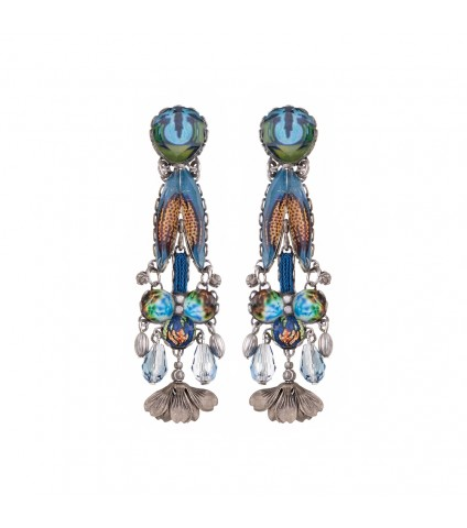 Space Ritual, Valeria Earrings