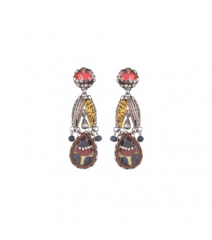 Sundown Chant, Dara Earrings