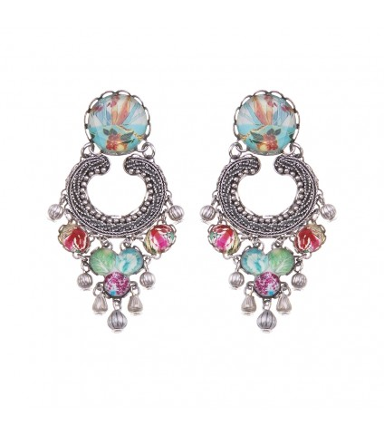 Full Moon, Constance Earrings