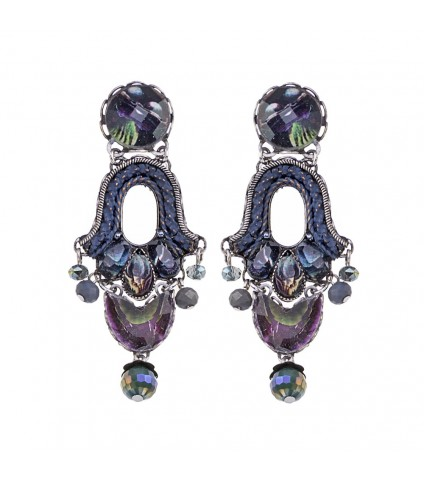 Rain Forest, Toledo Earrings