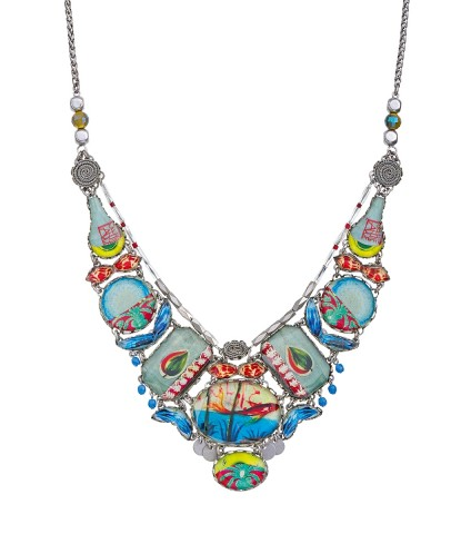 Clear Coast, Trixia Necklace