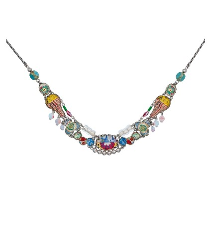 Silent Dream, Santa Fe Necklace