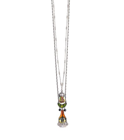 Swing Song, Spring Necklace