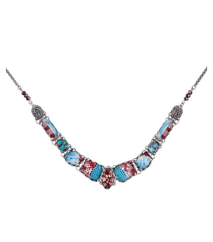 Blue Note, Augustina Necklace