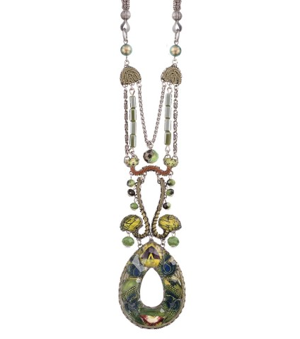Green Meadow, Ruth Necklace