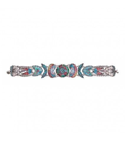 Blue Castle, Lotus Chant Bracelet