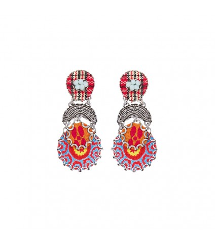 Magic Rounder Earrings