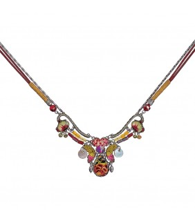 Yucatan Forest Necklace