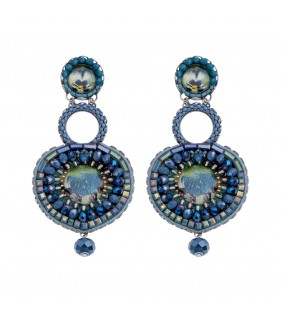Coral Cave, Tracy Earrings