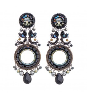 Festival Night, April Earrings