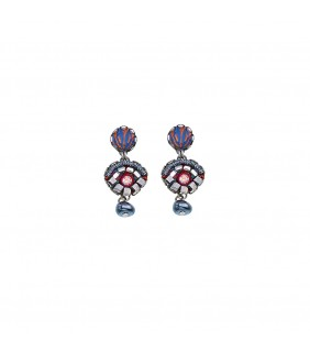 Coral Reef, Sofia Earrings