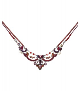 Ruby Tuesday, Kaytlyn Necklace