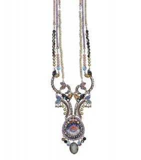 Clear Sky, Civita Necklace
