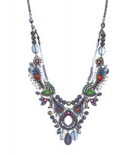 Coral Reef, Charlotte Necklace