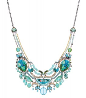 Clear Water, Ariel Necklace