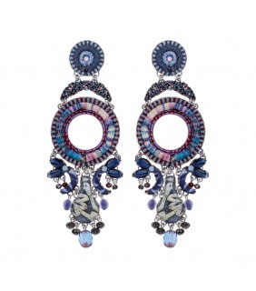 Ethereal Presence, Yoga Earrings