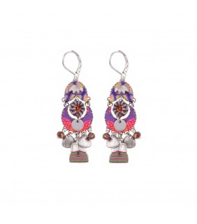 Ruby Tuesday, Tuti Earrings