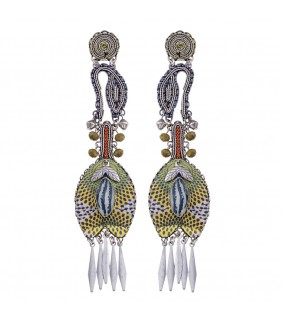 Butterfly Wings, Divine Limited Edition Earrings