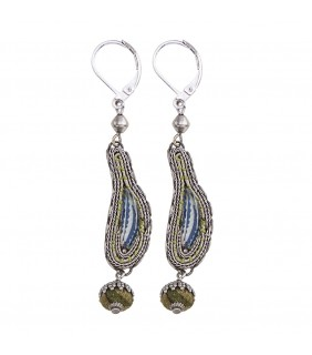 Butterfly Wings, Vesta Earrings