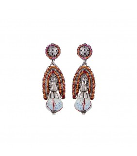 Coral Cave, Keila Earrings