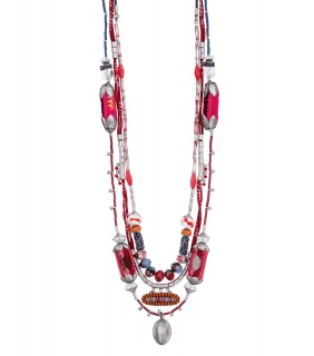 Crimson Voyage, Majave Necklace