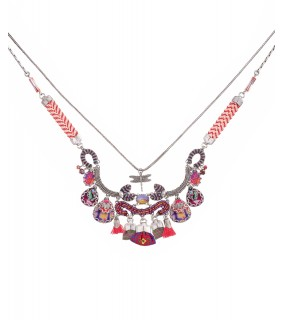 Ruby Tuesday, Topestry Necklace