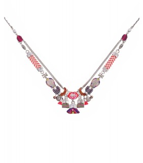 Ruby Tuesday, Tora Necklace