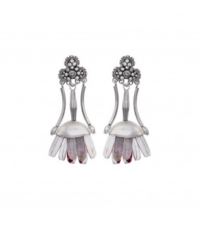 Transcendent Devotion, Paloma Earrings