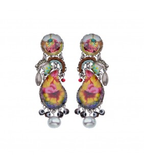Unforgettable Fire, Ashley Earrings