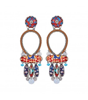 Afro-Desia, Amherst Earrings