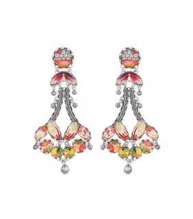 Coral Cave, Gold Coast Earrings