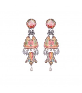 Coral Cave, Rio Earrings